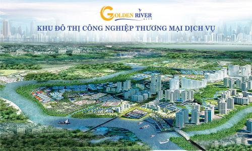 GOLDEN RIVER CITY